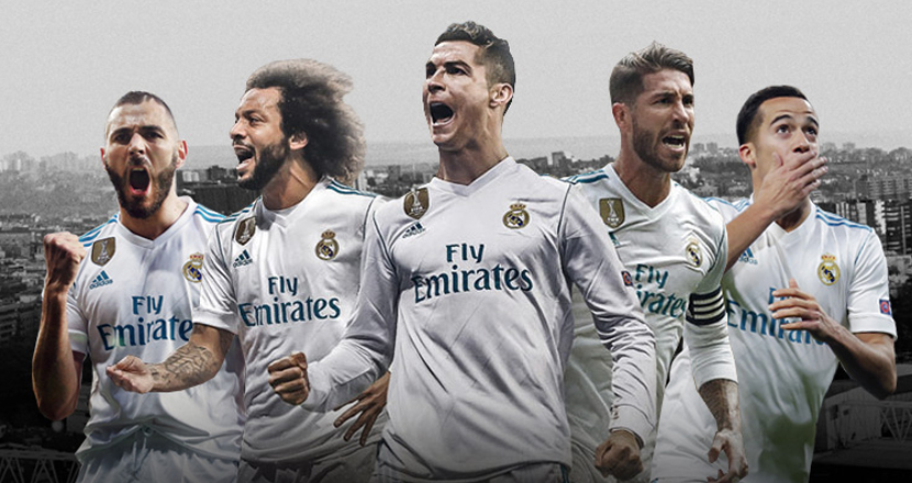 Camiseta Real Madrid 2018/2019